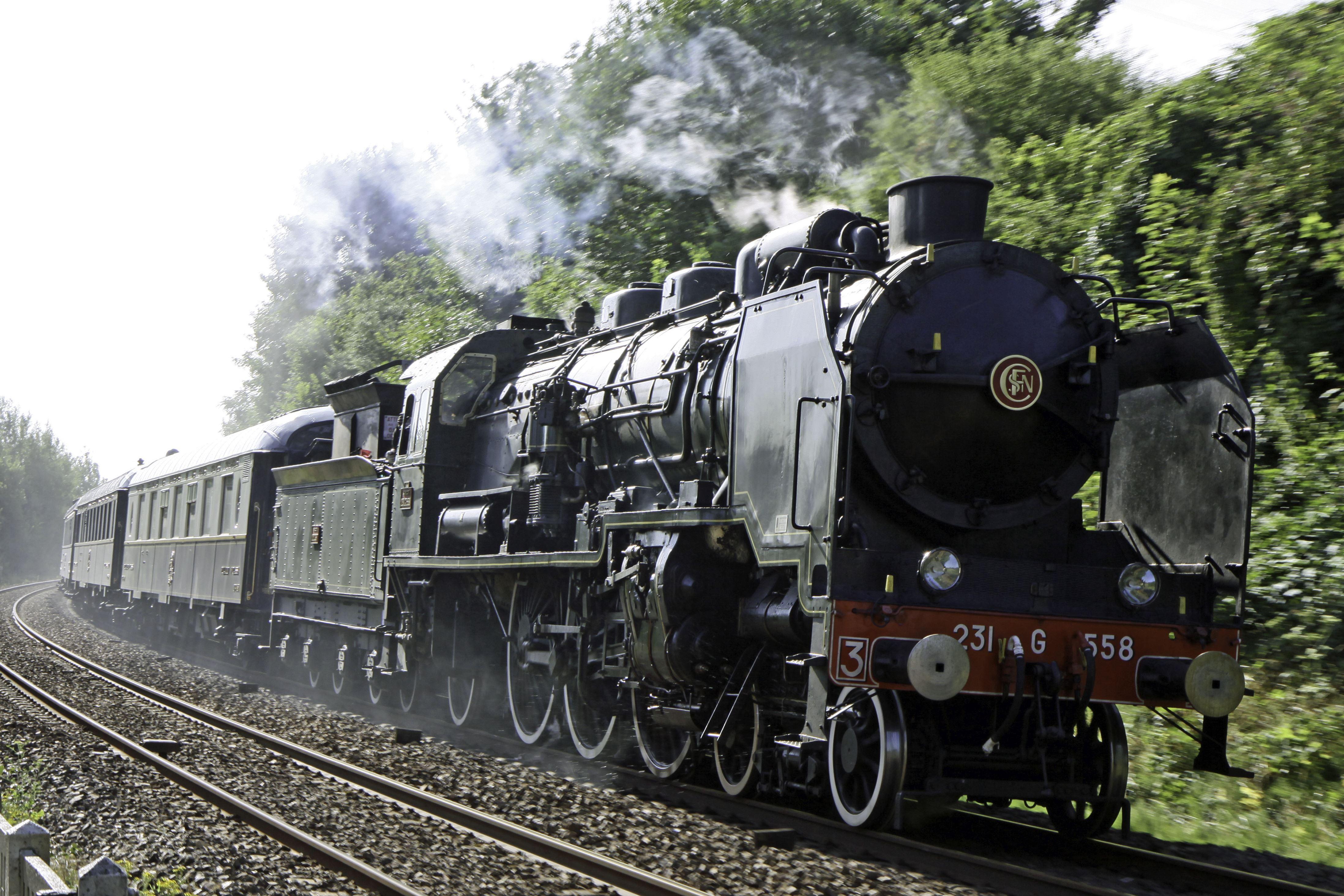 Pacific Orient Express, rêve d'un jour - Samedi 23 mars