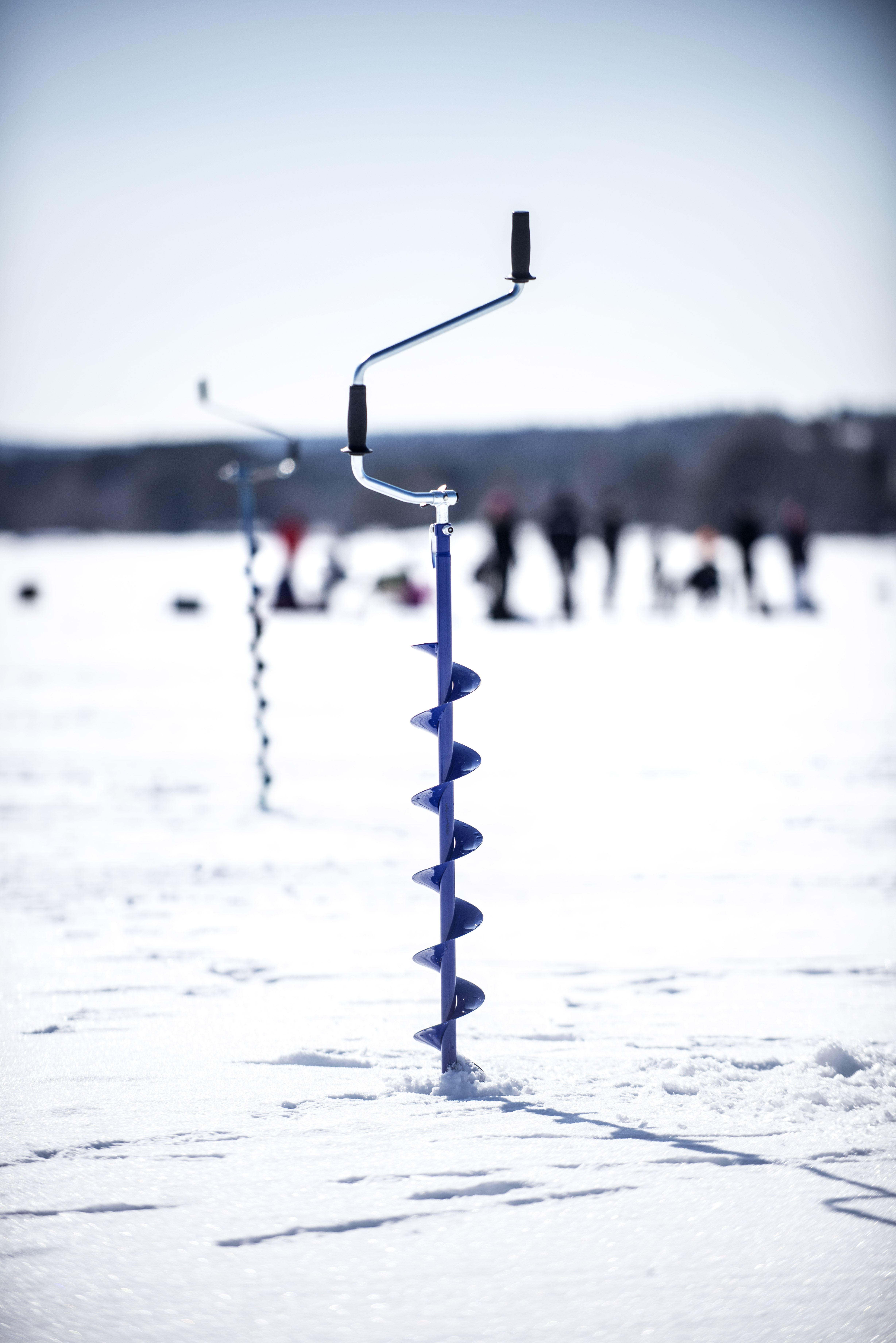 © copy: JHT, Ice-fishing