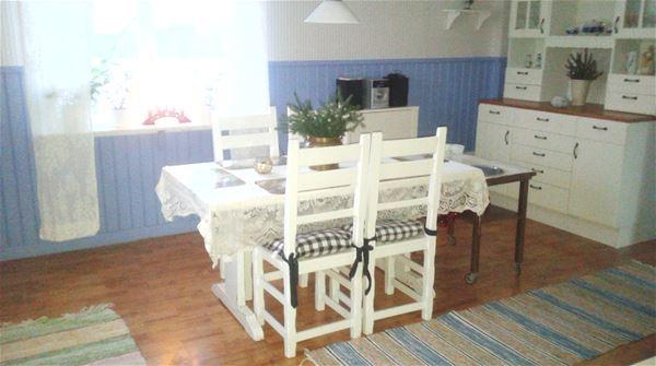 Brittas Bed&Breakfast vid Kungsberget