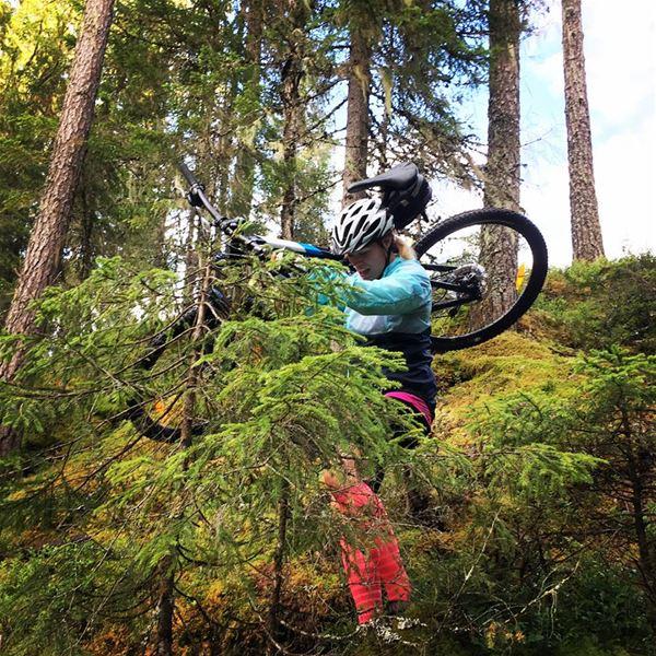 © Älvdalens Cykelklubb, Uka pain - Tre toppar MTB
