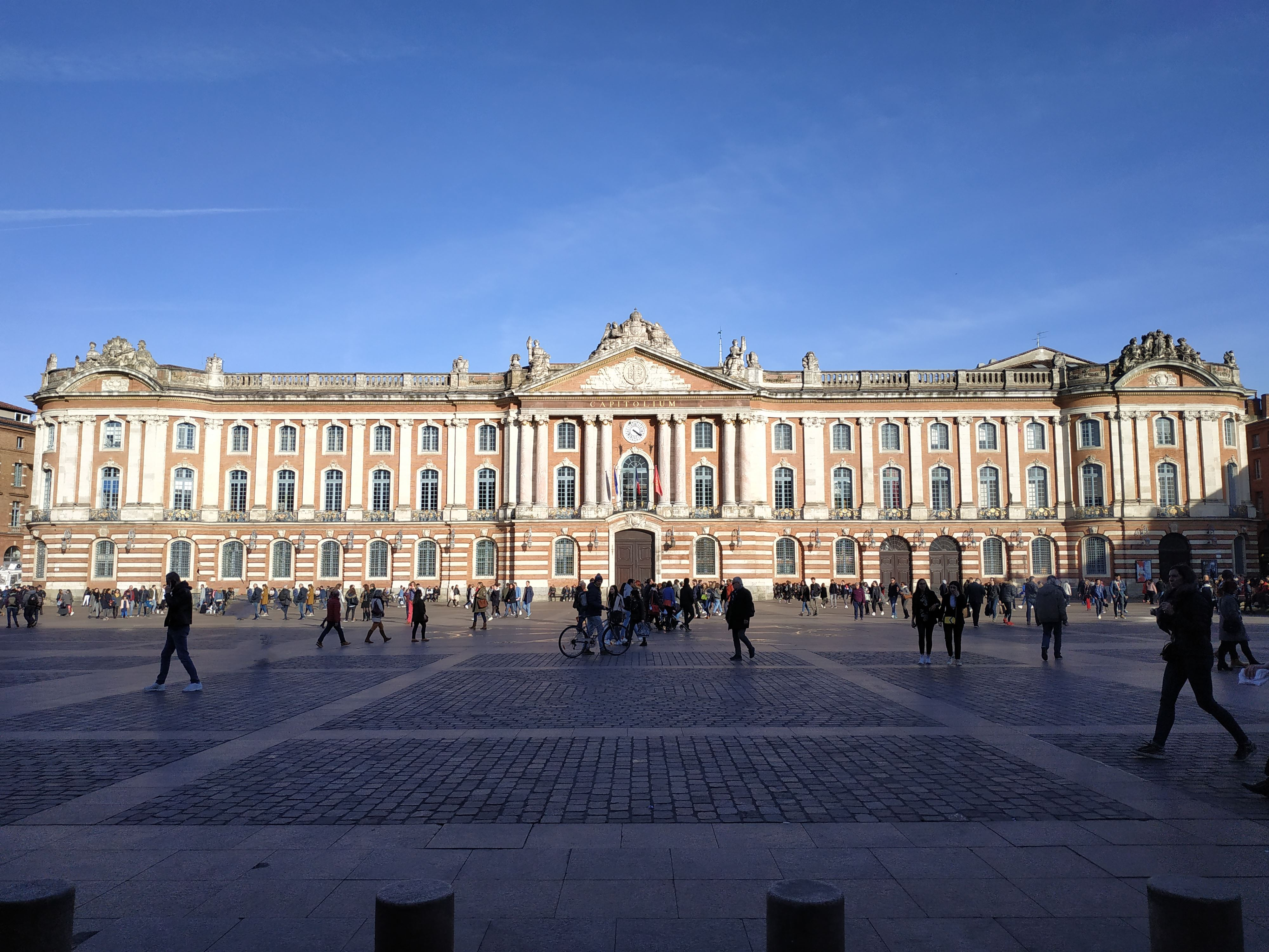 Excursion by minibus - Day - Toulouse and the Canal du Midi - Shared excursion - F / GB - Treasure Languedoc Tours