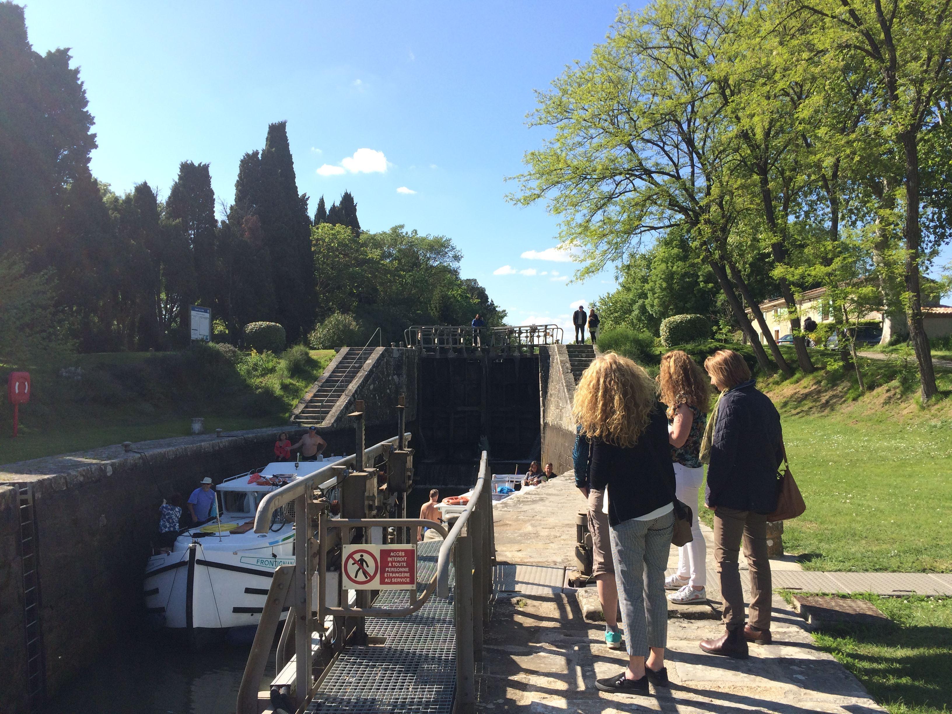Excursion en minibus - Journée - Toulouse et le Canal du Midi - Excursion privée - F/GB - Trésor Languedoc Tours