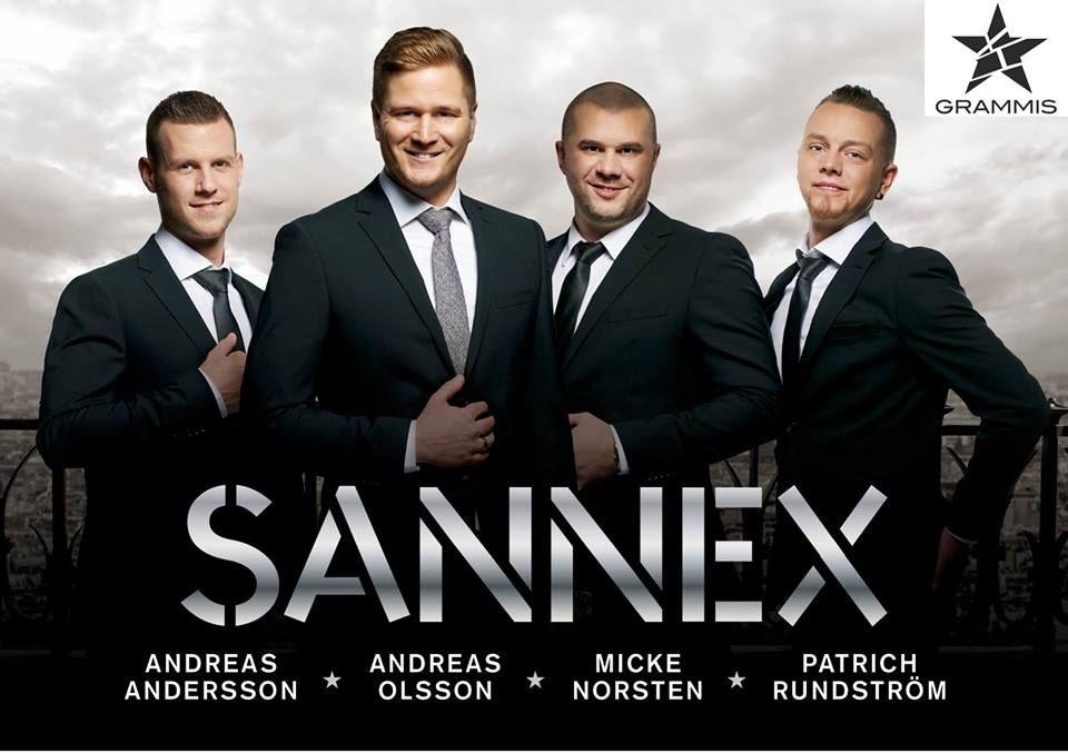 © https://www.facebook.com/events/513169705756847/, Sannex på Paradiset Sandviken 14/6!
