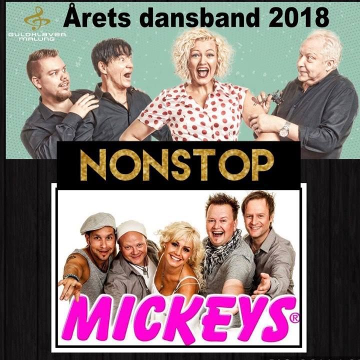 © https://www.facebook.com/events/1973221126315953/, Nonstop with Martinez & Mickeys at Paradiset Sandviken 2/8