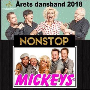 © https://www.facebook.com/events/1973221126315953/, Nonstop with Martinez & Mickeys at Paradiset Sandviken 2/8