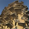 """French guided tour """"Architectures le long du Lez"""""""