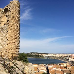 Excursion by minibus - Day - Narbonne, Gruissan and the village of Lagrasse - Private excursion - F / GB - Treasure Languedoc Tours