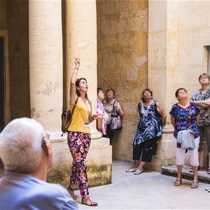 Visita especial Festival de Architectures Vives (Visita en francés)
