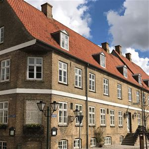 Brødremenighedens Hotel, Baltic Sea Route