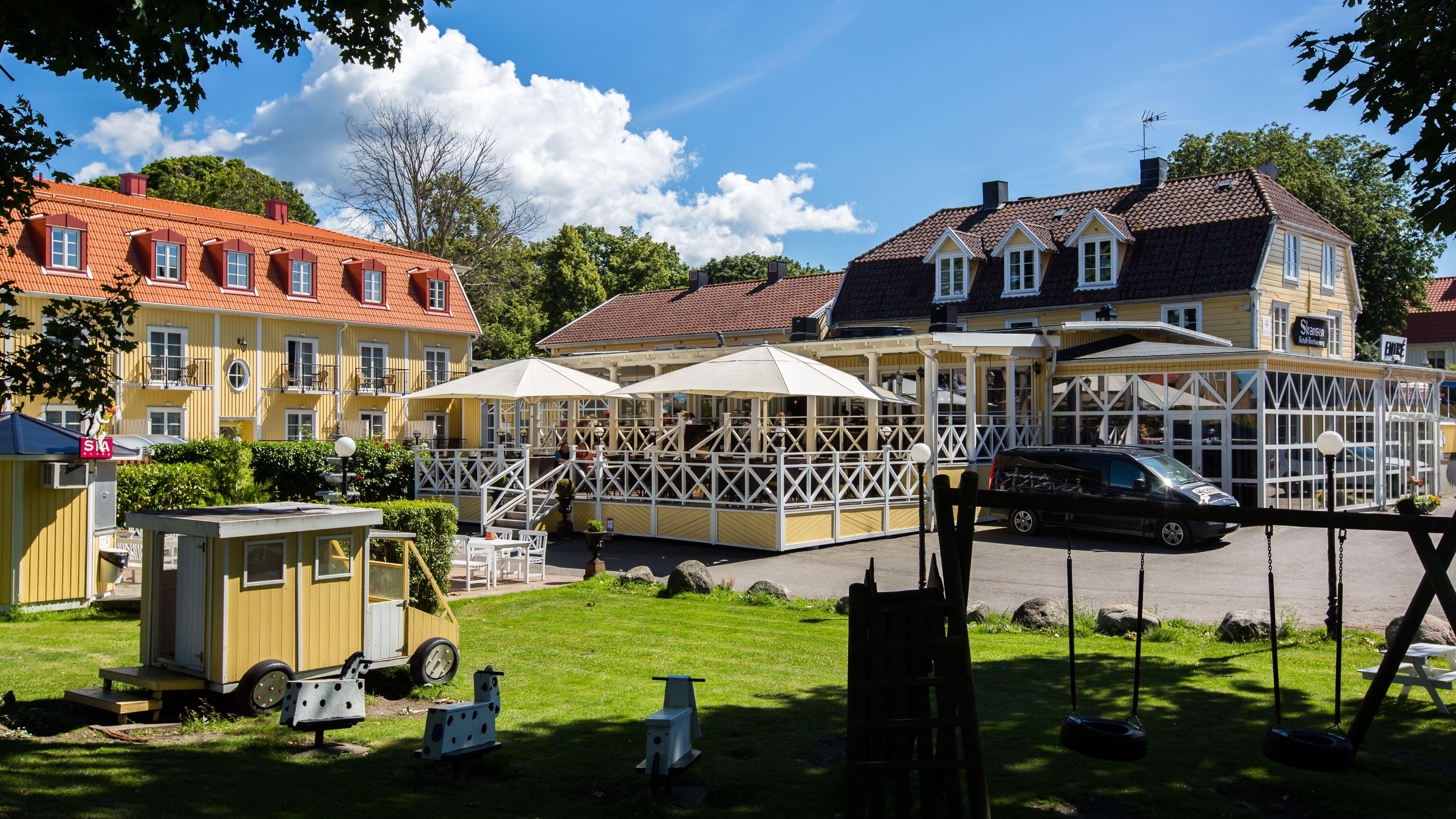 Hotell Skansen