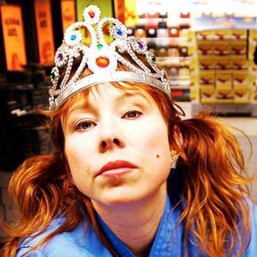 Åse Bengtsson,  © © Catti Brandelius, Catti Brandelius alter ego Miss Universum.