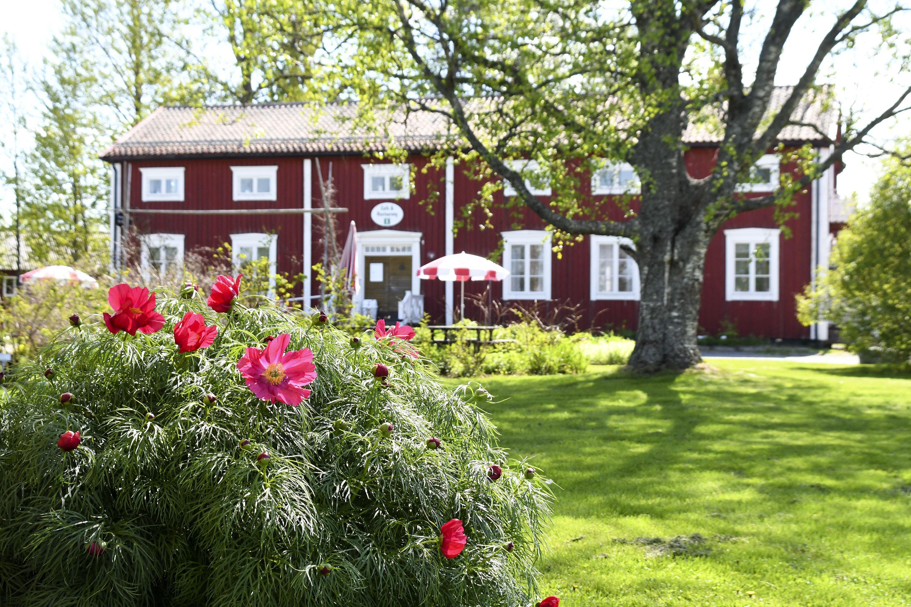 Sirpa Kärki, Das Restaurant Stenfors Gård