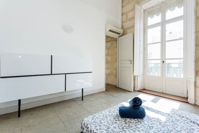 Haussmanian duplex of 100m² in the city center