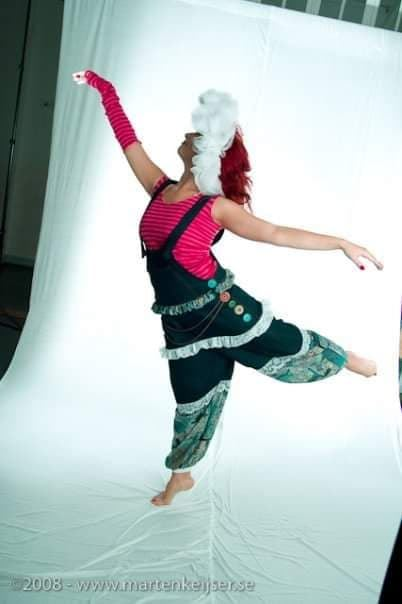 Familjelördag: Dans