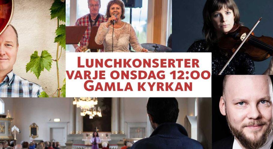 © Estrad Norr, Lunch Concert Gamla Kyrkan