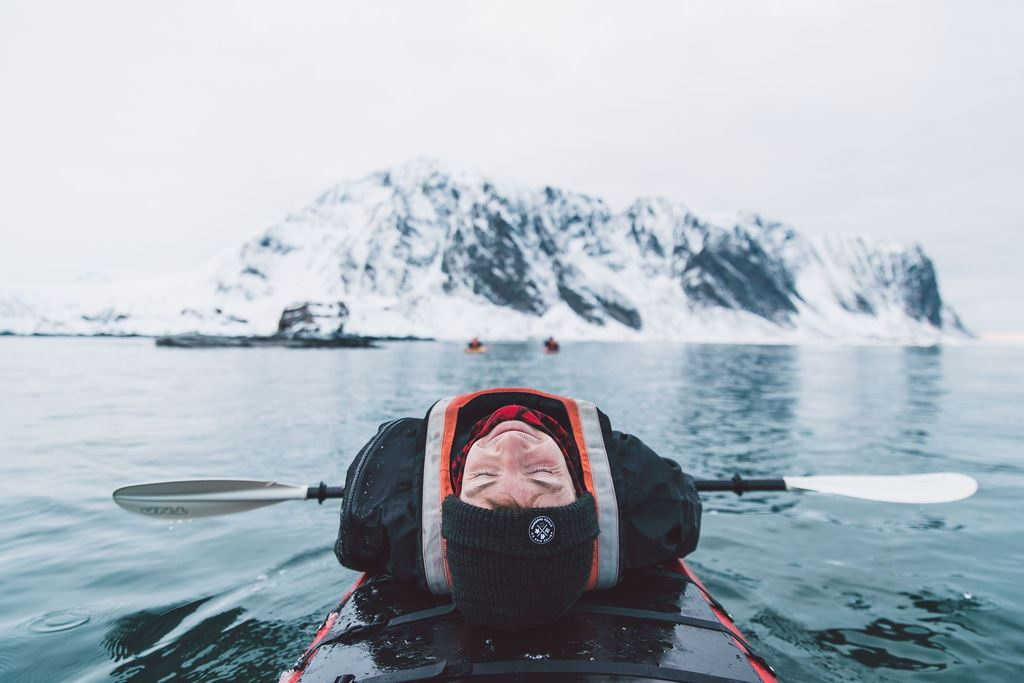 Half Day Winter Kayak - Northern Explorer