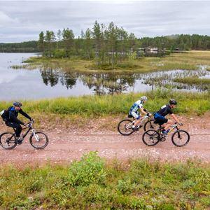 Vasaloppet - Cykelvasan Öppet Spår 90