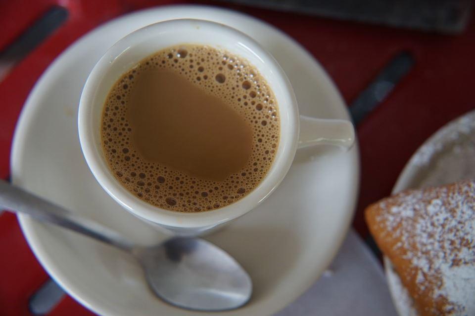 Café och loppis - Adak vävstugeförening