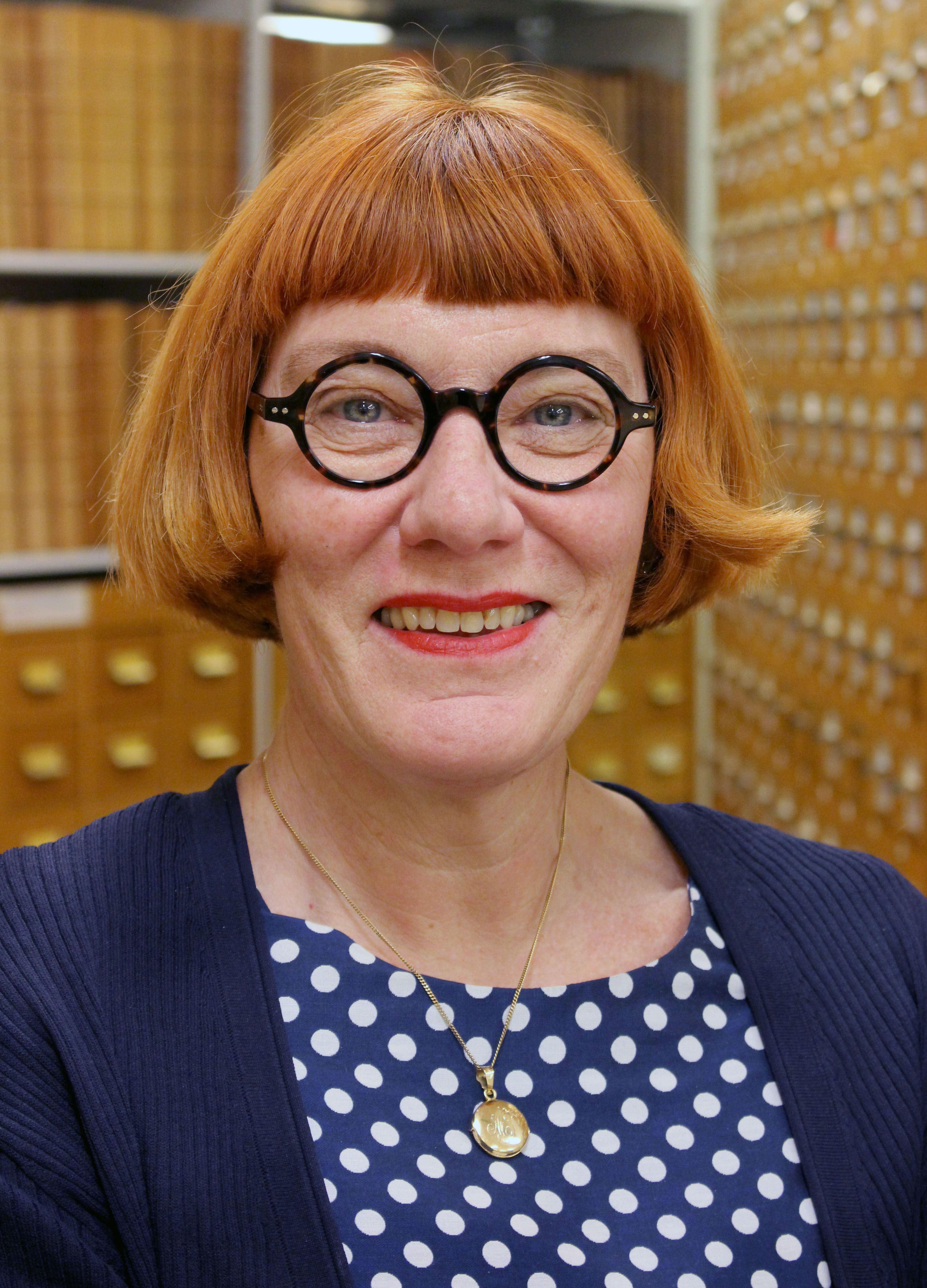 Linn Kierkegaard, 2019., Annette Torensjö