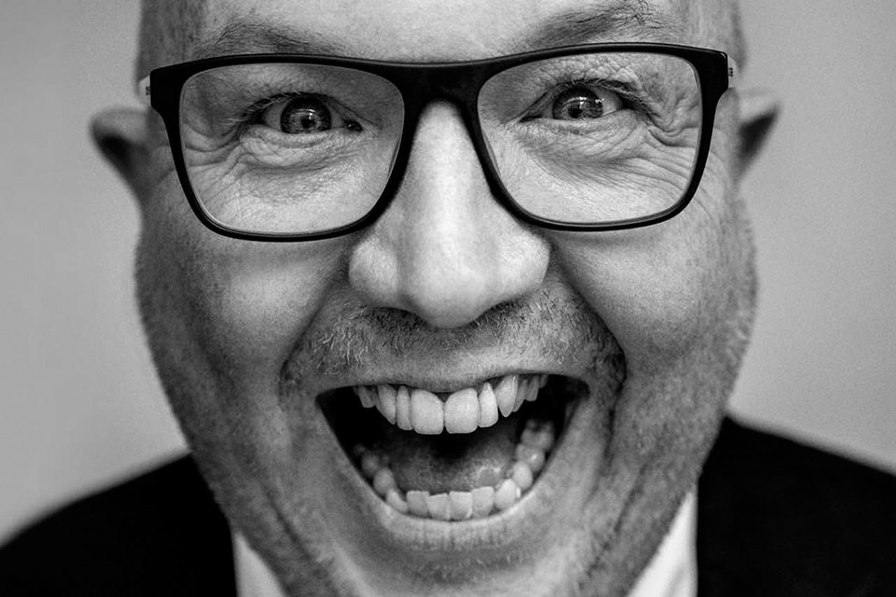 """Anders Janssons Sverigeturné med """"Radikal optimist"""" till Sandviken i höst!"""