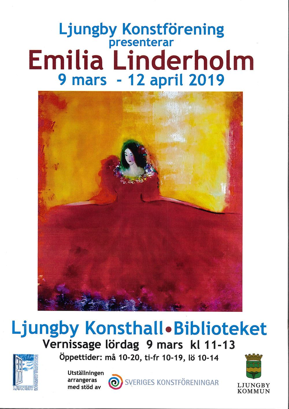 Utställning: Emilia Linderholm