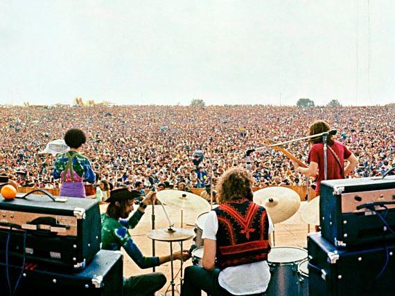 Musik: Woodstock 50 år