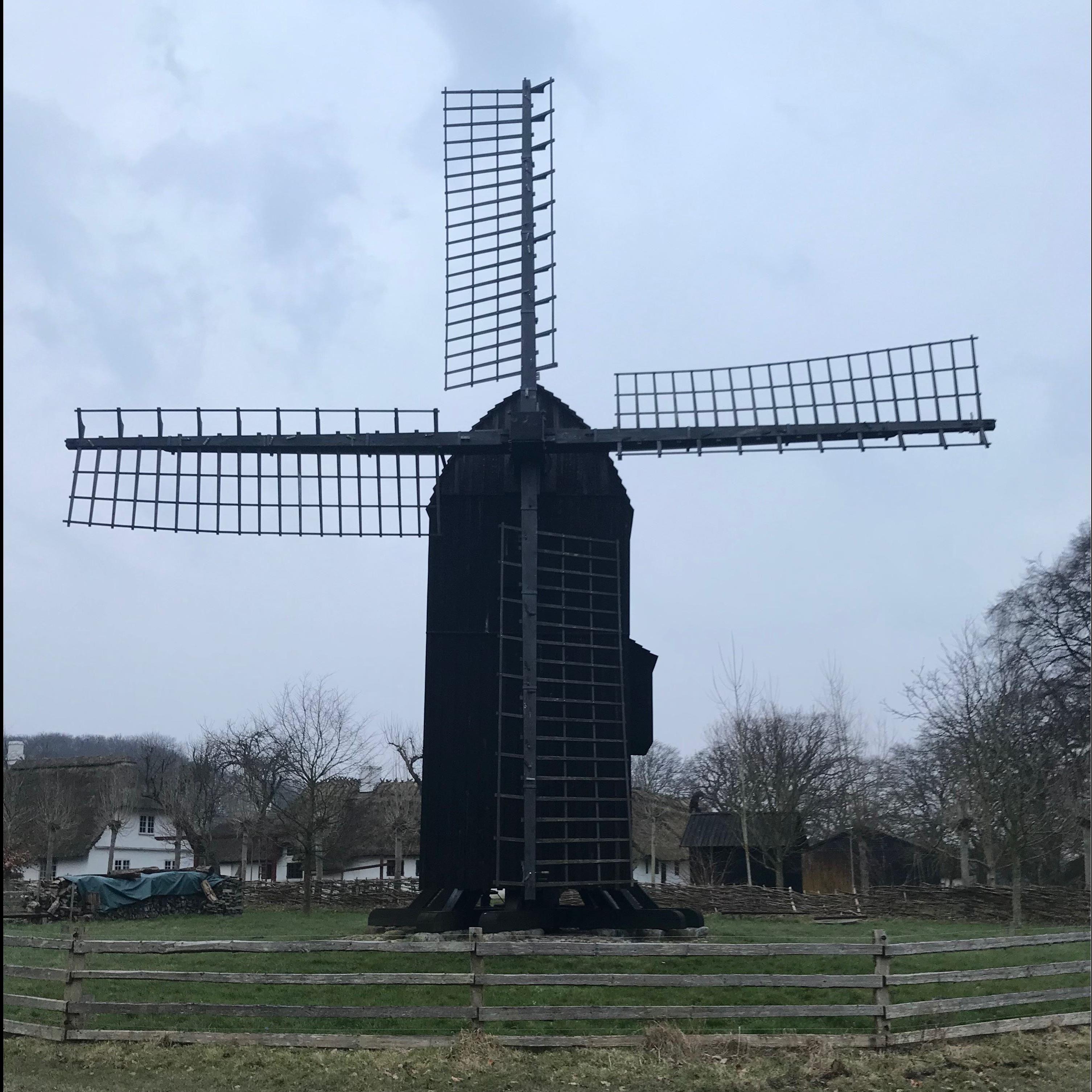 Mølledagen på Frilandsmuseet