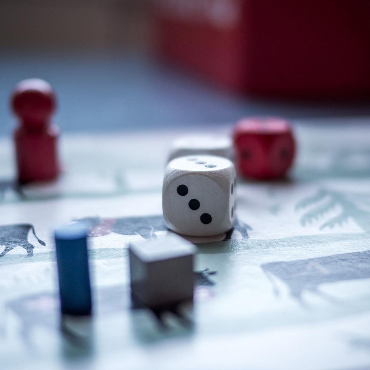 Påsklov: Spelbord