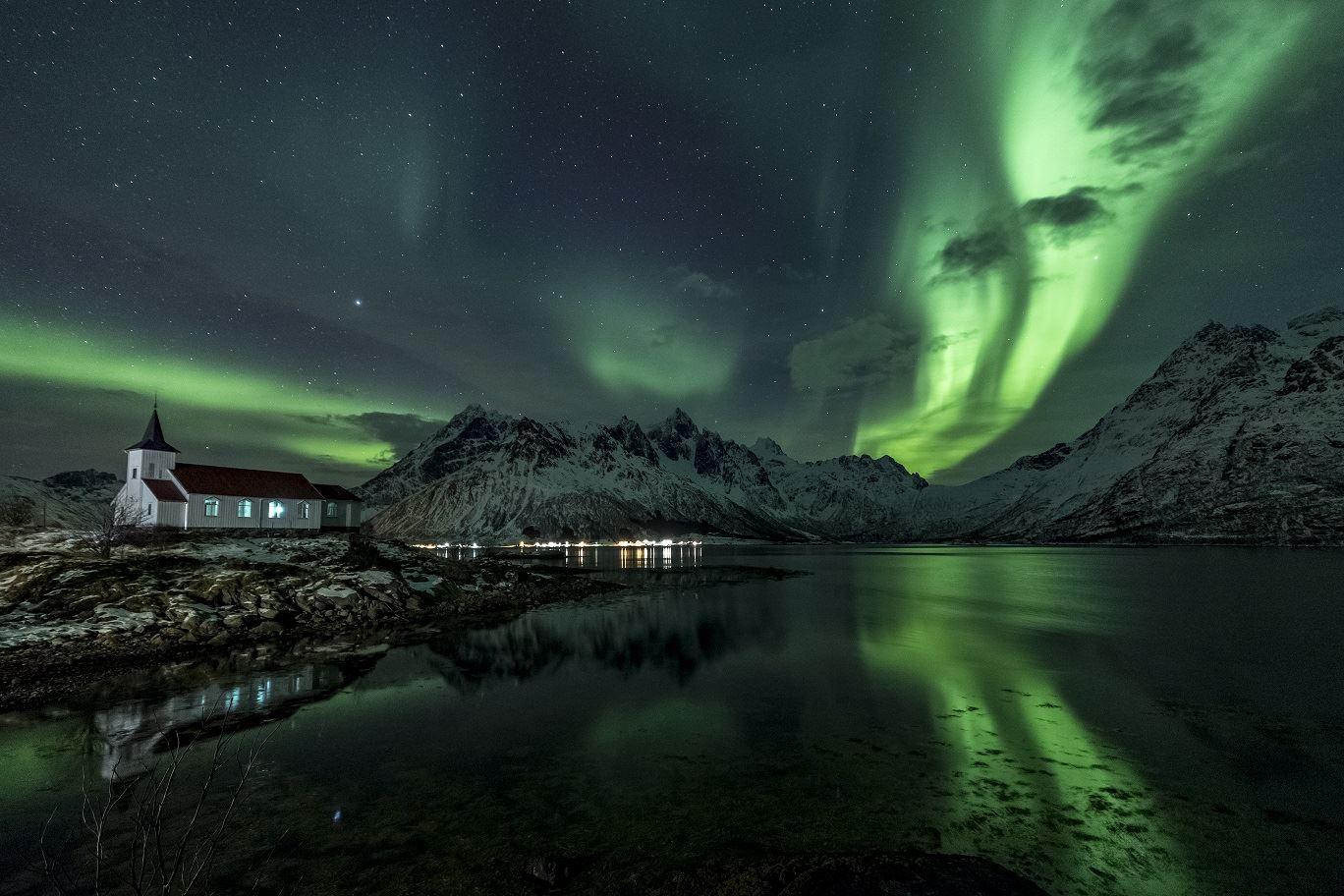 © Odd Petter T. Jensen, The Aurora Jäger