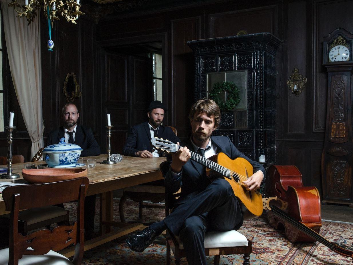 Musik - Gustav Lundgren Trio feat Frida Hedvig