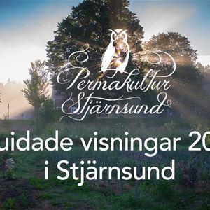 Guidad visning av Mångfaldsträdgården och Permakultur i Stjärnsund