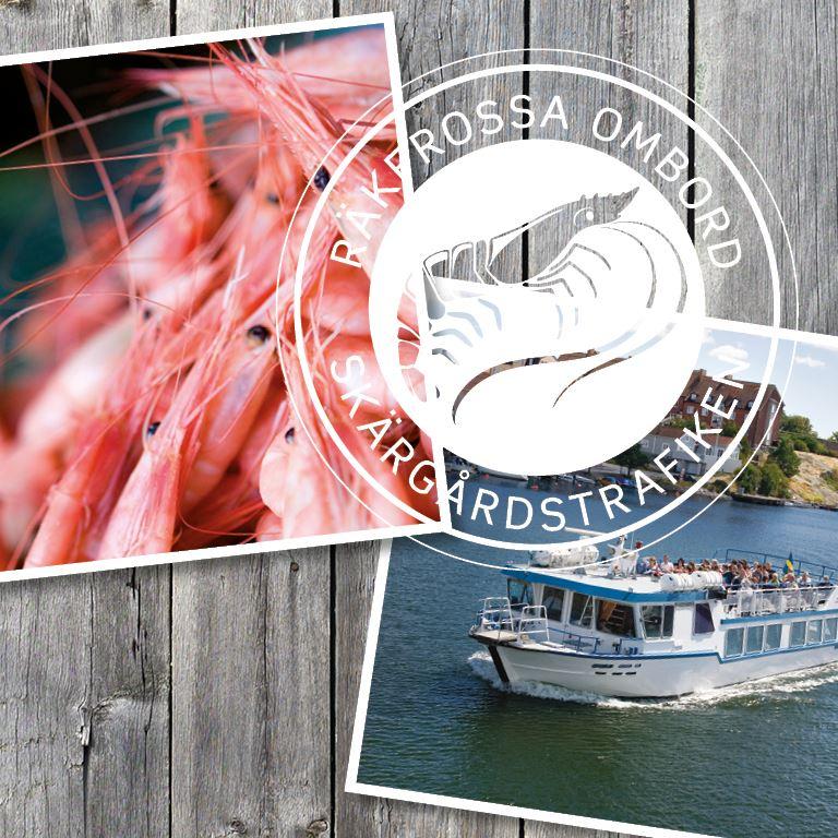 Shrimp Galore at sea