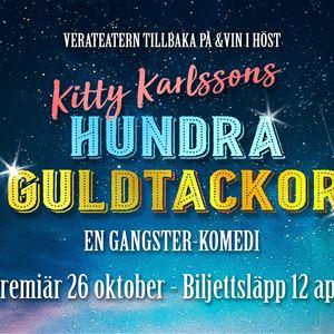 Kitty Karlssons hundra guldtackor
