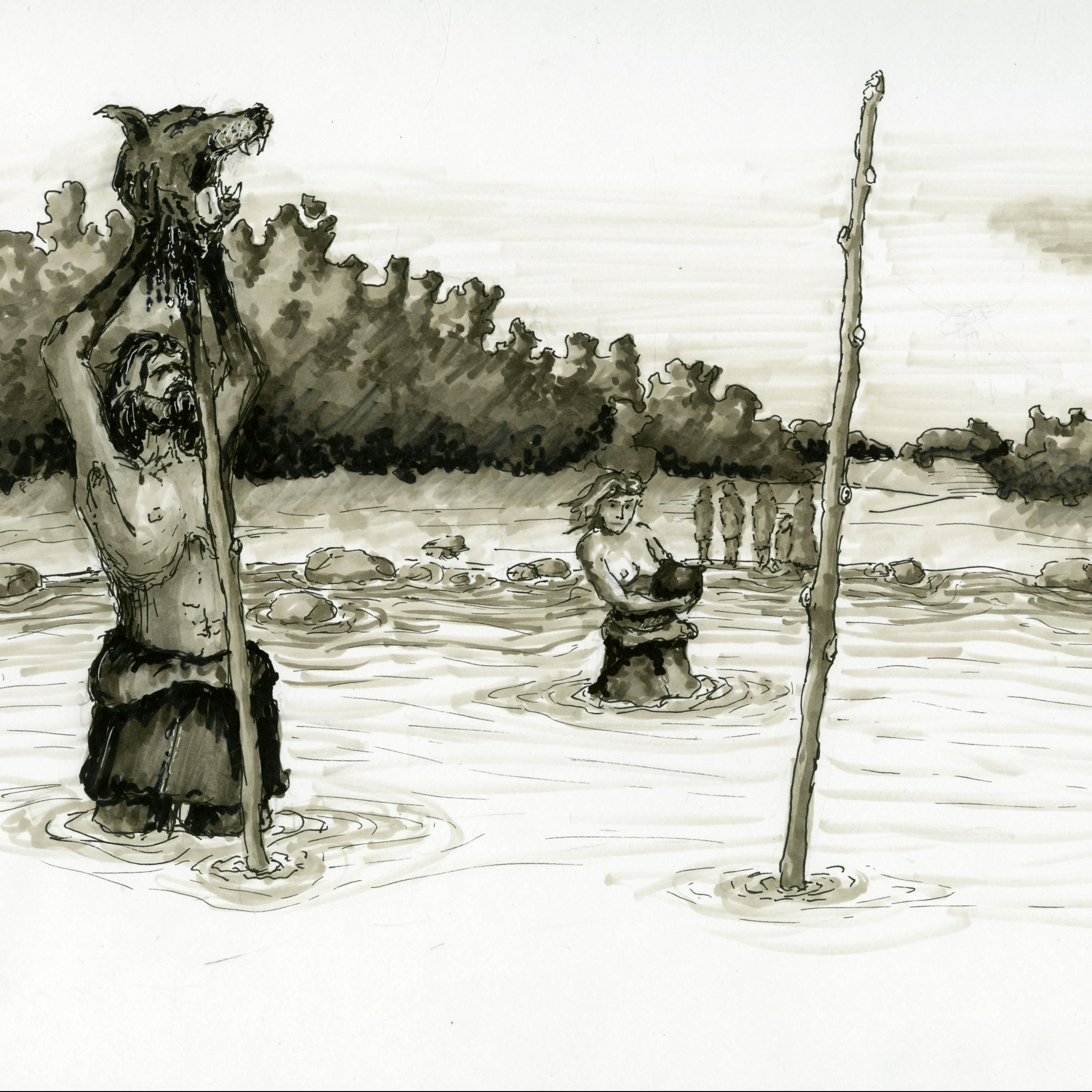 På jagt efter Lollands stenalder