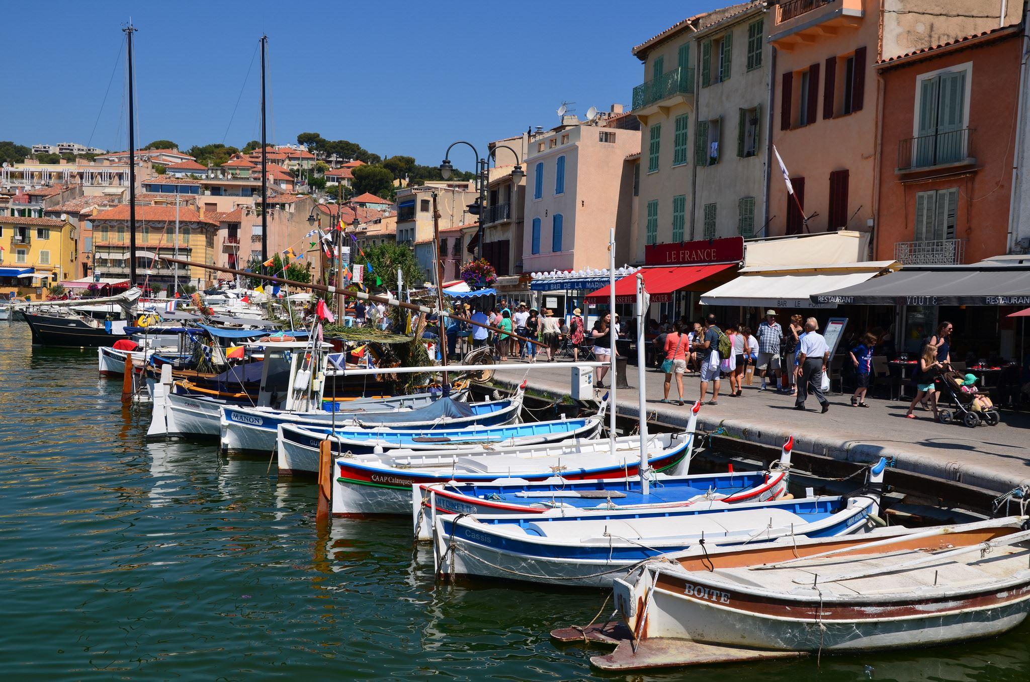 Aix en Provence, Cassis et Marseille