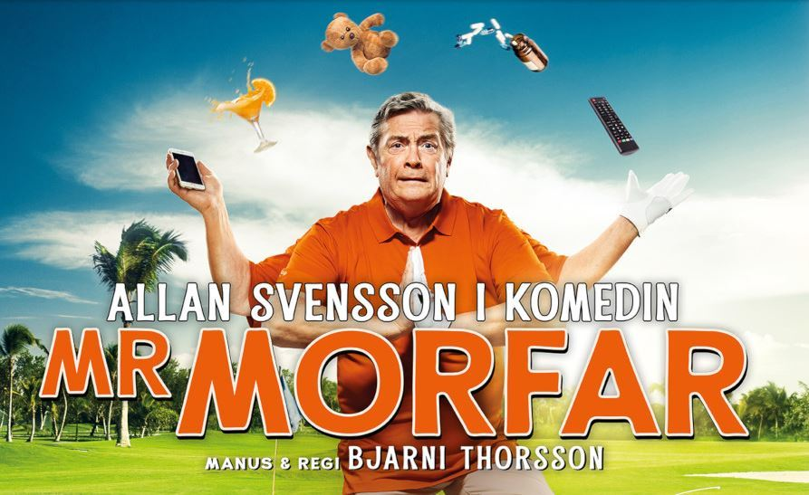 © Thorsson Productions, mr. morfar
