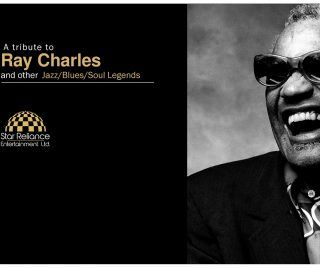 A tribute to Ray Charles and other Jazz/Blues/Soul Legends
