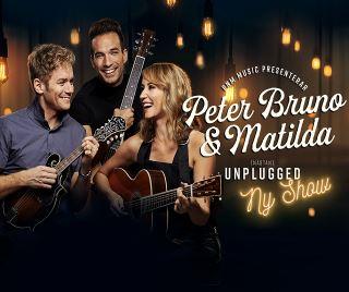 Peter, Bruno & Matilda – (nästan) Unplugged