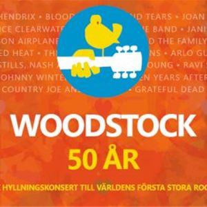 WOODSTOCK 50 ÅR - En svensk hyllningskonsert till världens första stora rockfestival