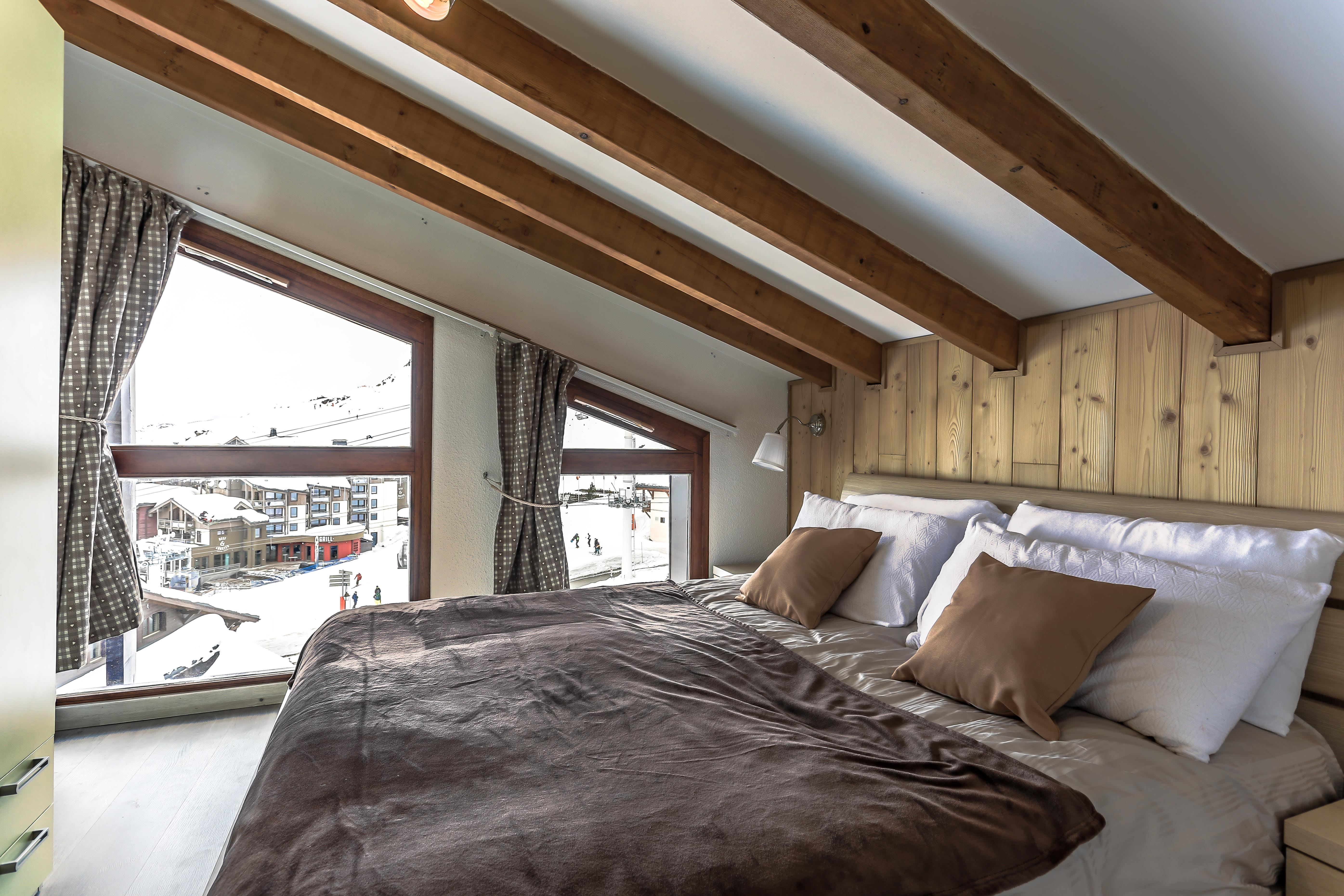 Reine Blanche 103 > 3 Rooms + Cabin in Duplex - 6 Persons - 3 Silver Snowflakes (Ma Clé IMMO)