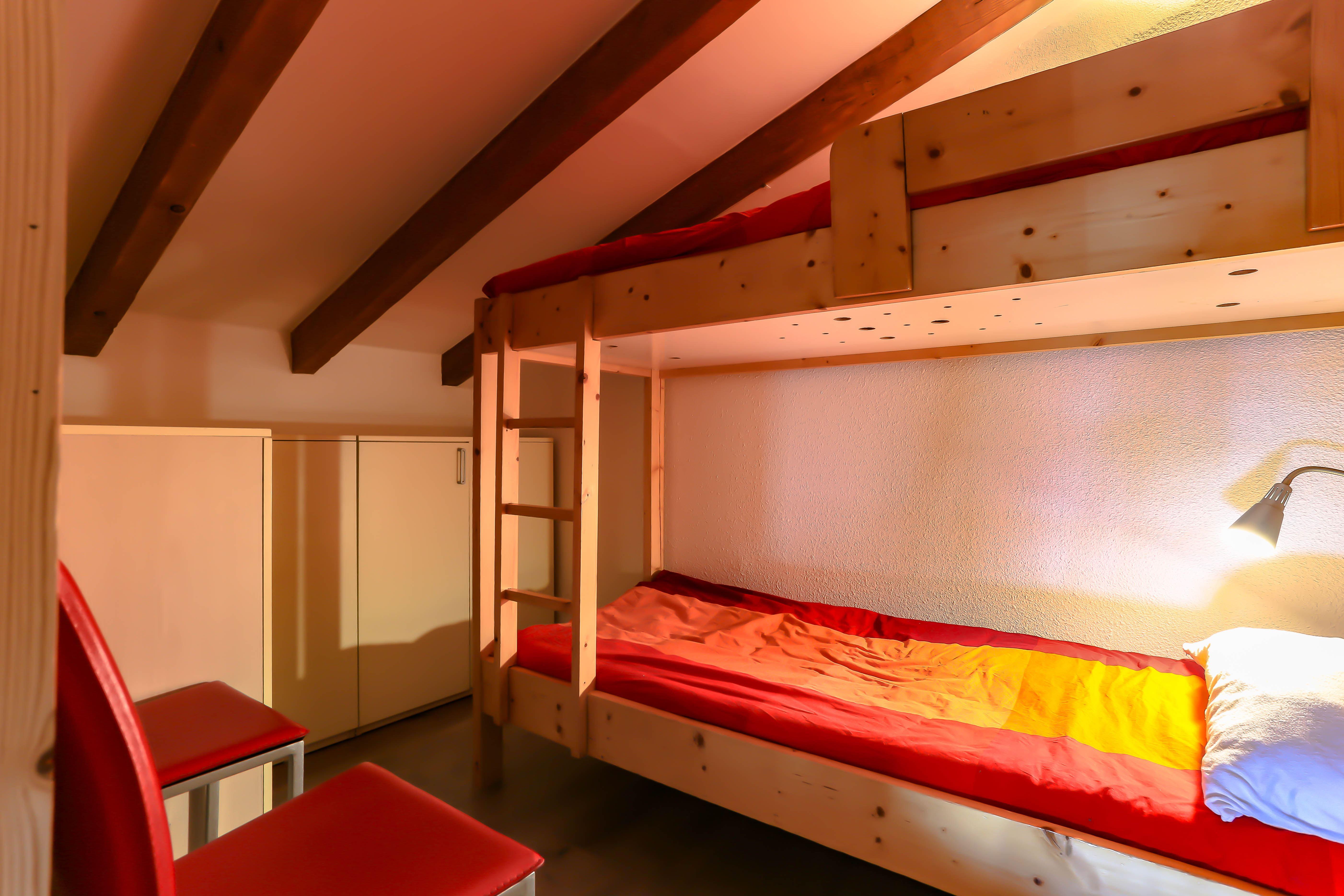 Reine Blanche 103 > 3 Pièces + Cabine en Duplex - 6 Personnes - 3 Flocons Argent (Ma Clé IMMO)
