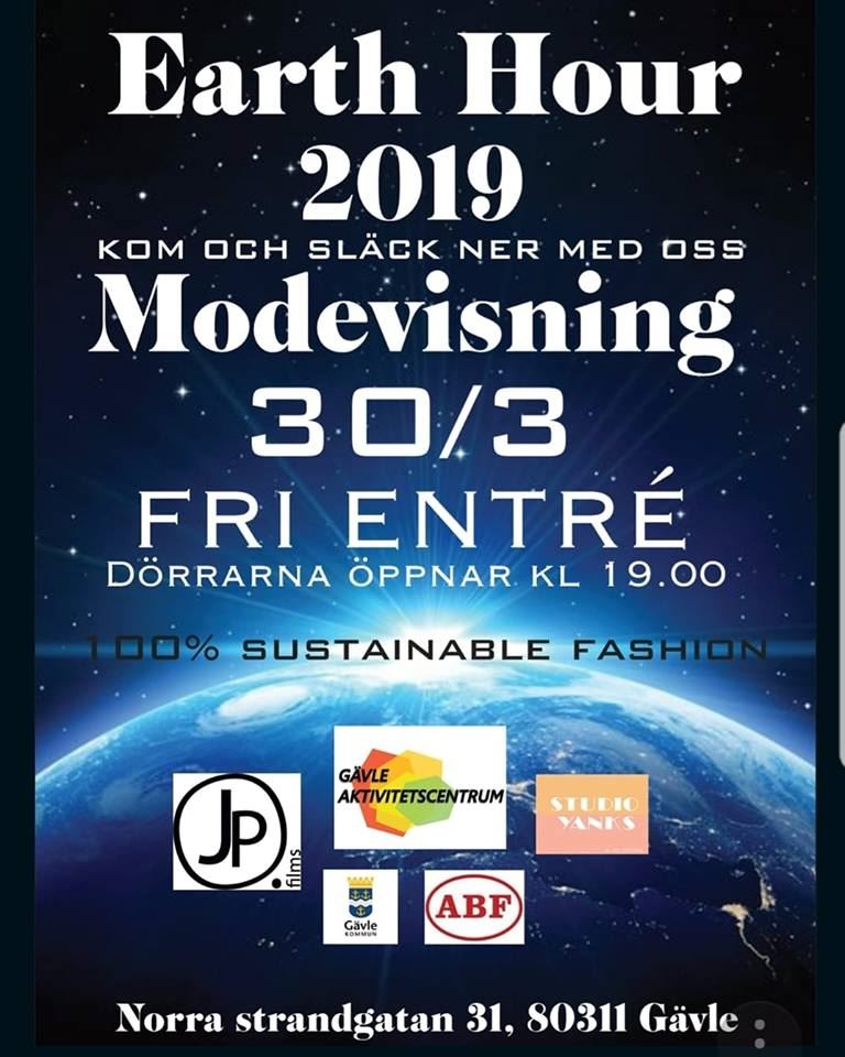 Earth Hour Modevisning 2019