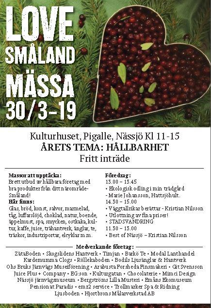 Mässan Love Småland