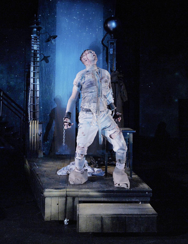 Teater: Frankenstein