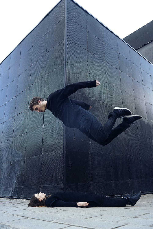Carl Thorborg, Tension – Dansföreställning med danskompaniet Art of Spectra