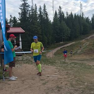 Gesunda mountain challenge running race