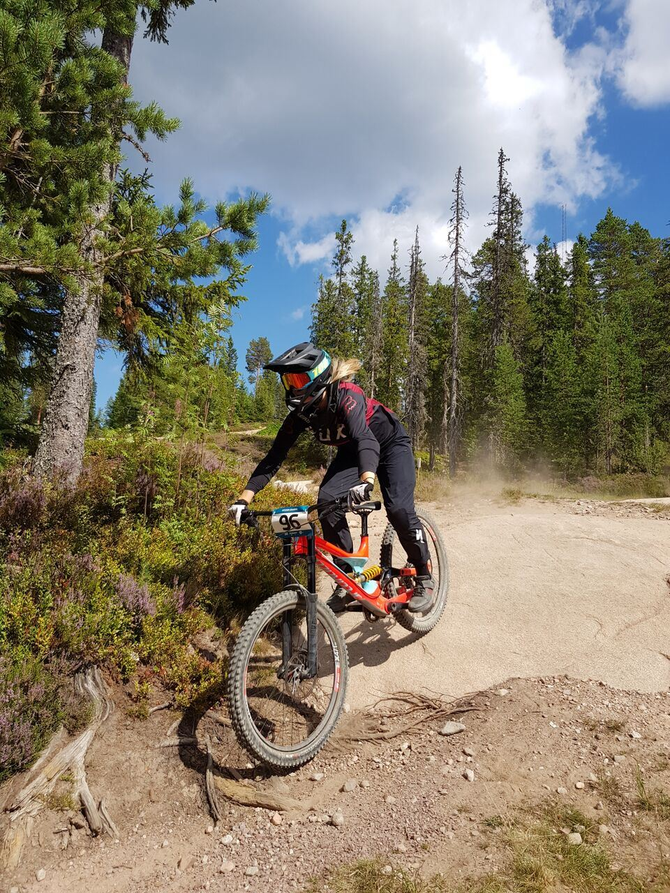 Gesundabergets Bike Park öppnar för säsongen