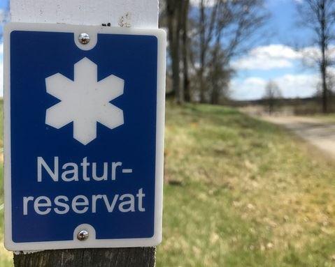 Kryssa naturreservat med naturum – Lunden