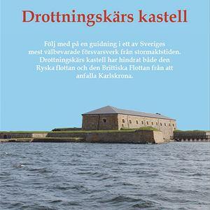 Guidad tur Kulturkompaniet - Drottningskärs Kastell
