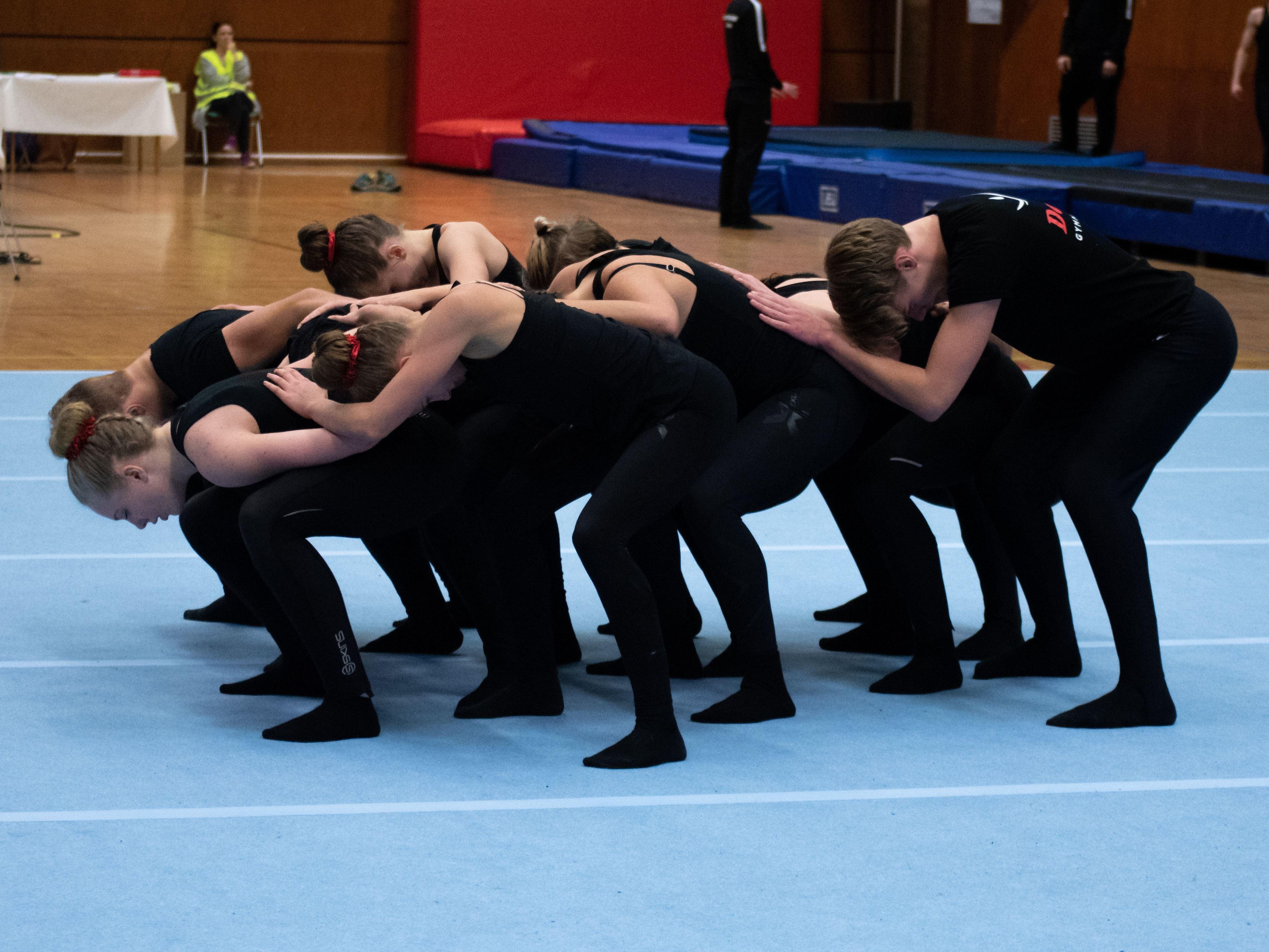 Idrott: USM i truppgymnastik
